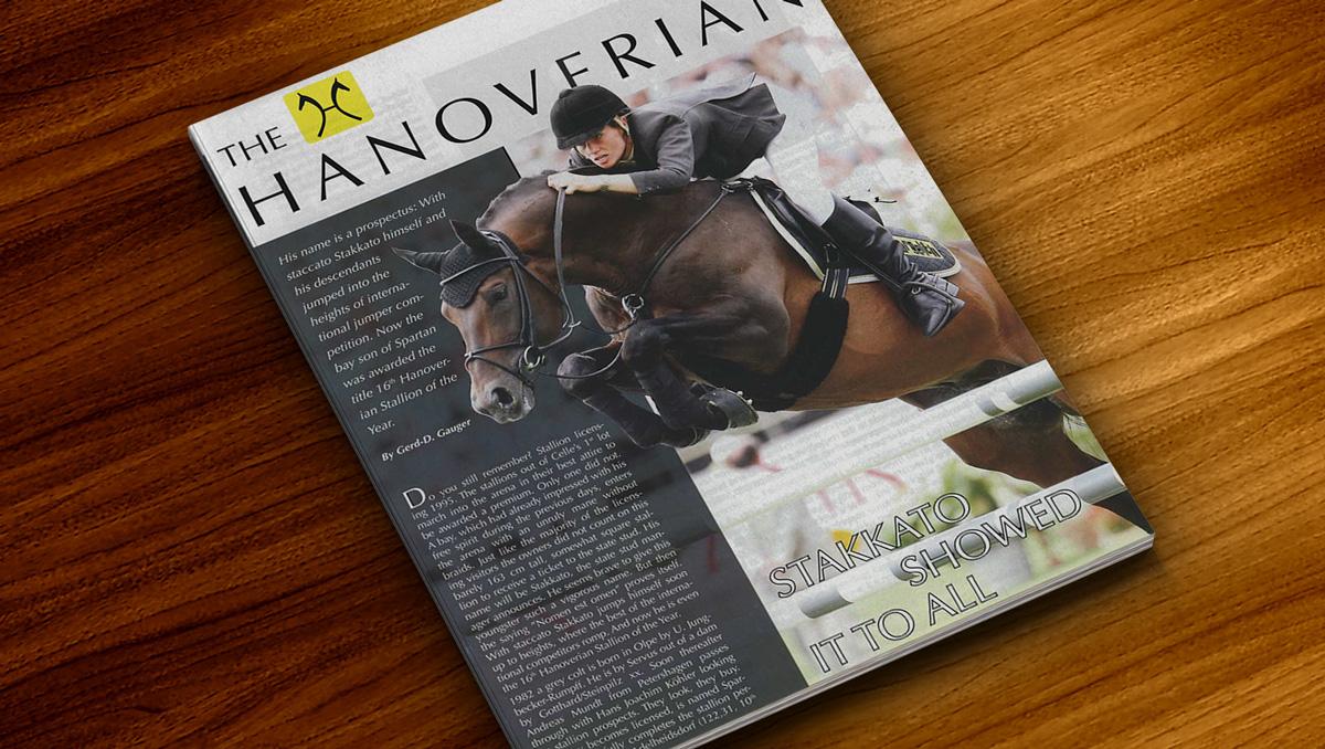 Hannoveraner Verband Newsletter